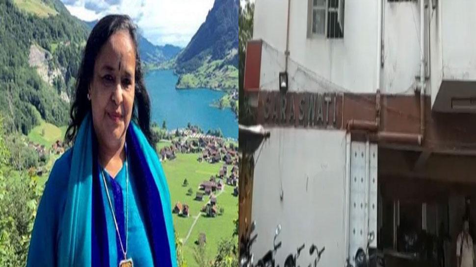 बिहारः उपमुख्यमंत्री सुशील मोदी की बहन रेखा मोदी के घर पर इनकम टैक्स की छापेमारी