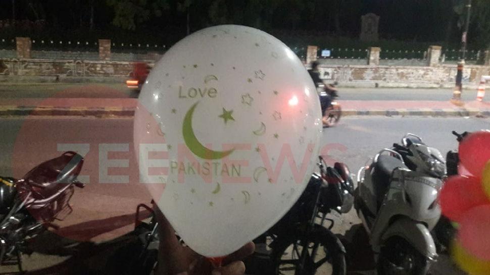 राजस्थान में बिक रहे थे 'लव पाकिस्तान' लिखे गुब्बारे, पुलिस ने शुरू की जांच