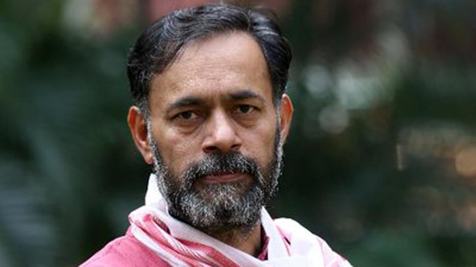 किसानों से मिलने जा रहे योगेंद्र यादव को तमिलनाडु पुलिस ने हिरासत में लिया