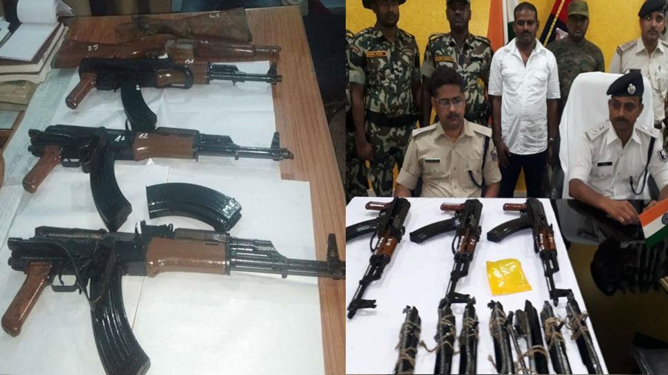 मुंगेर: AK 47 मामले में पुलिस ने तेज की कार्रवाई, 24 नामजद और दो गिरफ्तार