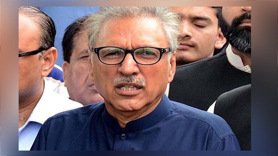 पाकिस्तान के नए राष्ट्रपति के रूप में आरिफ अलवी ने ली शपथ