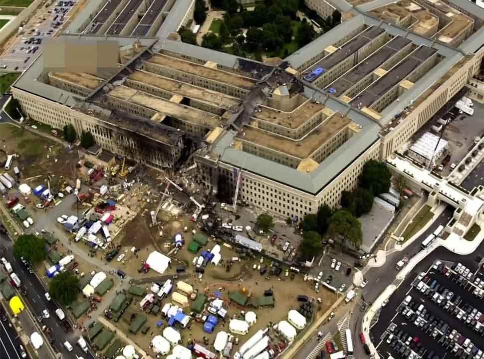 Terror attack on American world trade center-3