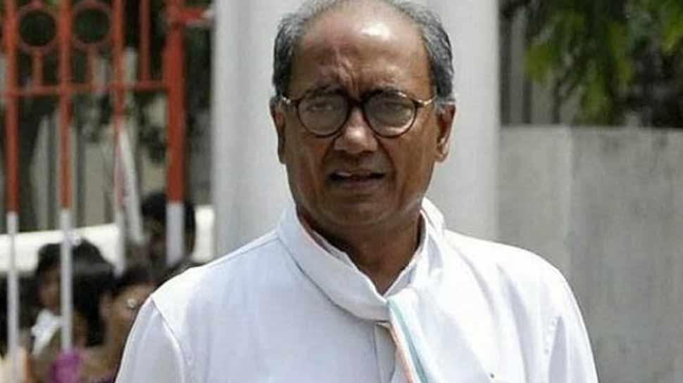दिग्विजय सिंह ने कहा, मध्य प्रदेश में सत्ता में आने पर कांग्रेस बनाएगी 'रामपथ'