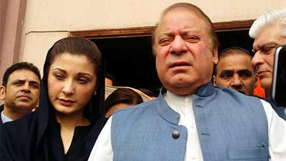 कुलसुम के अंतिम संस्कार में शामिल होने के लिए नवाज शरीफ और उनकी बेटी को मिली पैरोल, लाहौर पहुंचे