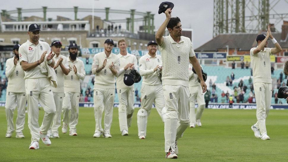 Pant wicket took match towards England