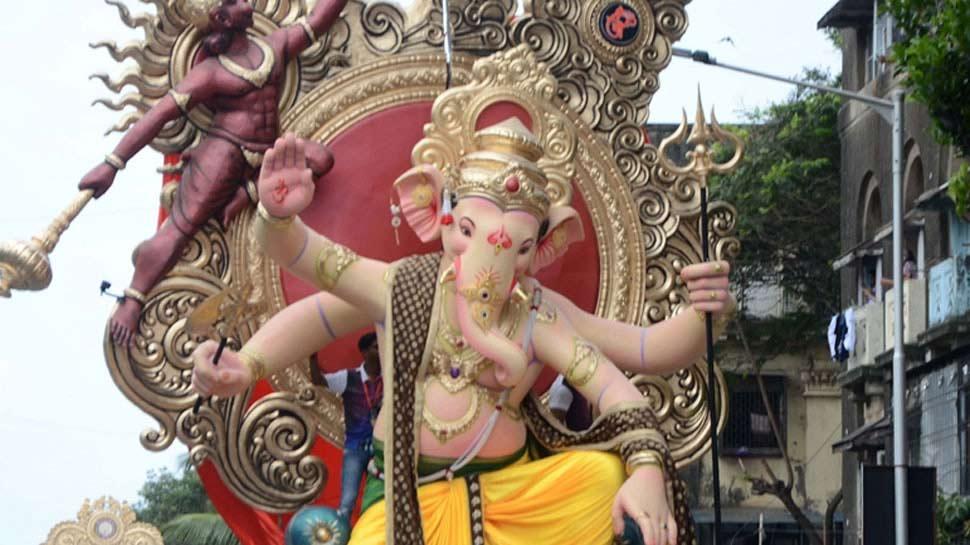 Ganesh Sthapana Puja Dharam