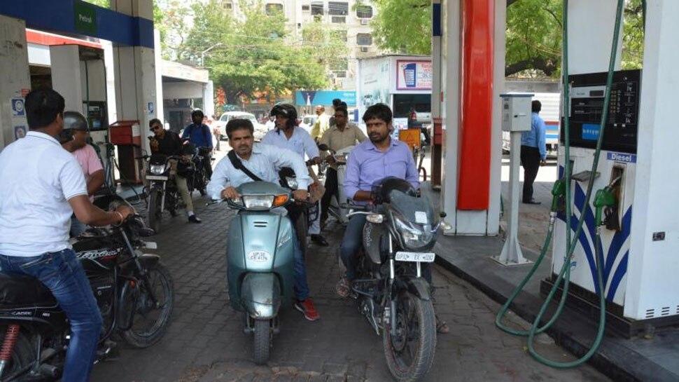 देशभर में पेट्रोल-डीजल के दामों ने तोड़ा रिकॉर्ड, जानिए क्'€à¤¯à¤¾ है आज का रेट