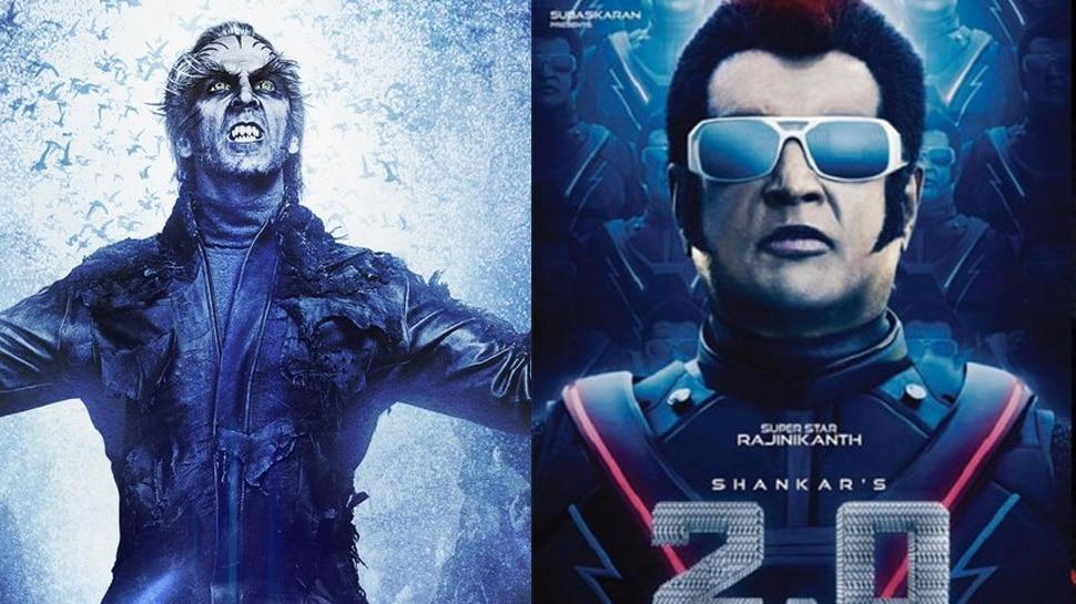 रजनीकांत और अक्षय की फिल्म '2.0' ने यूट्यूब पर मचाया धमाल, क्या आपने देखा?
