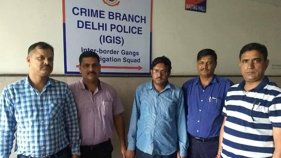 दिल्ली पुलिस ने 1.68 लाख प्रतिबंधित इंजेक्शन के साथ दवा विक्रेता को गिरफ्तार किया