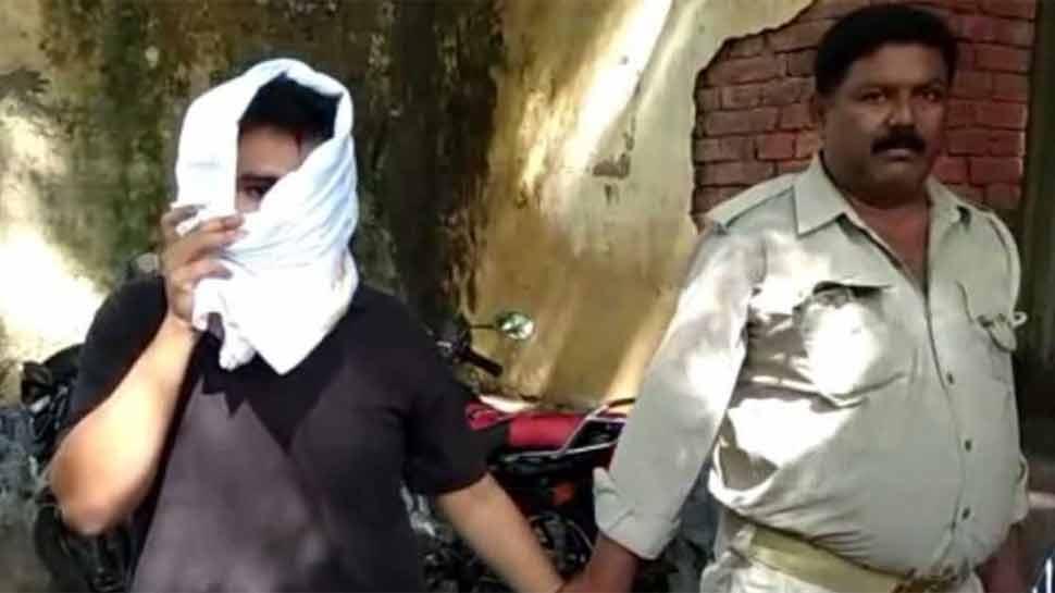मेरठ में भी सामने आई लड़की पर जुल्म की दिल्ली जैसी वारदात, दरोगा का बेटा गिरफ्तार