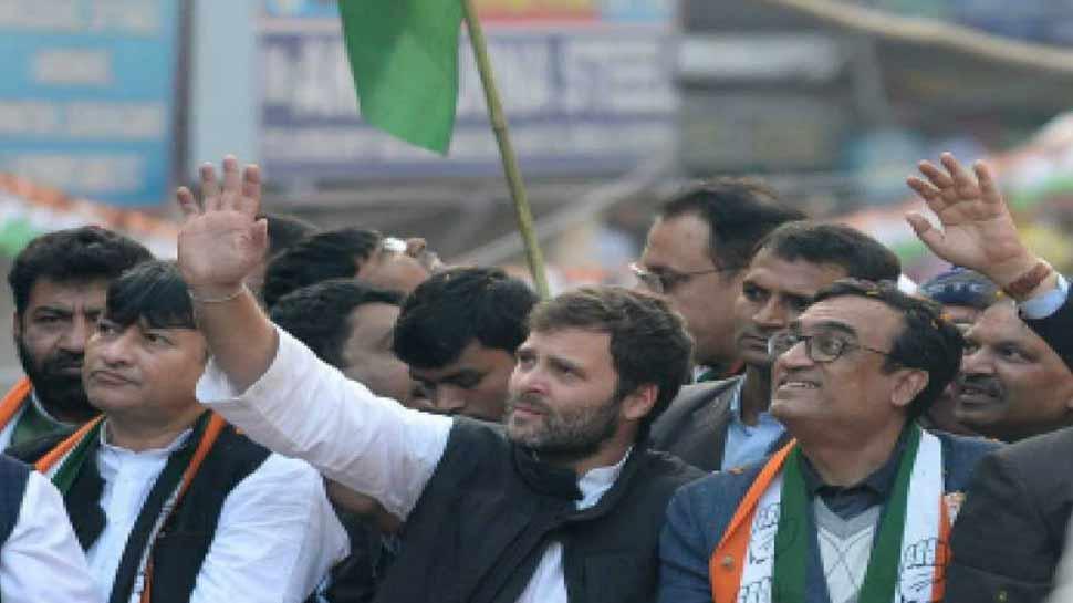 मध्य प्रदेश विधानसभा चुनाव: 17 सितंबर को भोपाल में रोड शो करेंगे राहुल गांधी