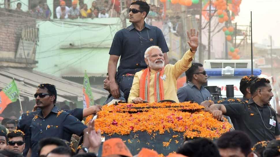 वाराणसी में आज बच्'€à¤šà¥‹à¤' के बीच अपना 68वां जन्'€à¤®à¤¦à¤¿à¤¨ मनाएंगे प्रधानमंत्री नरेंद्र मोदी