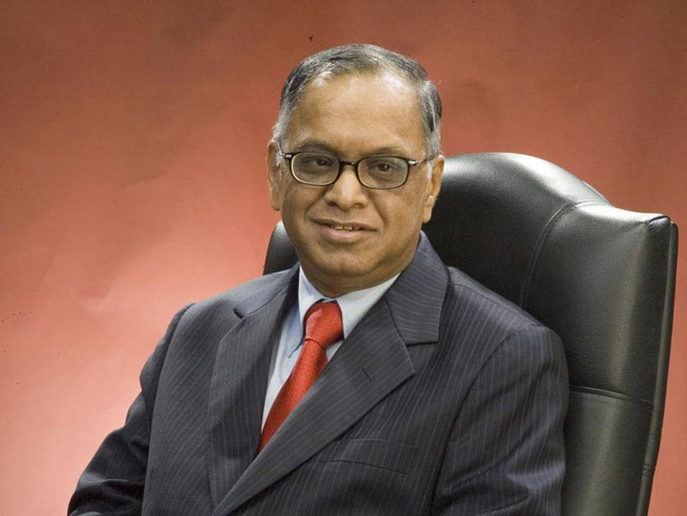 Infosys former chairman N R Narayana Murthy Education Details