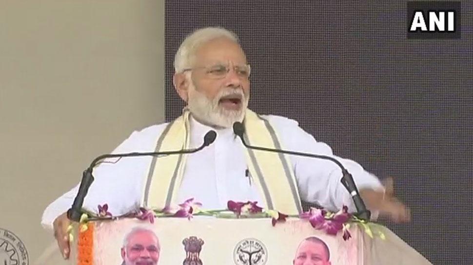 नई काशी, नए भारत के निर्माण में अपना योगदान दें : PM मोदी