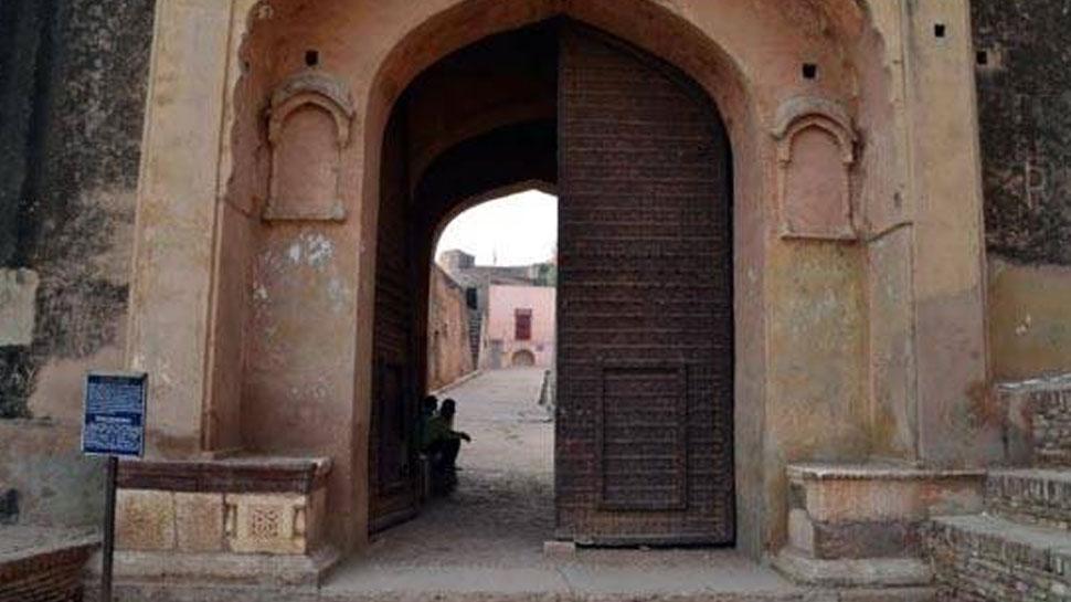 अपनी बदहाली पर रो रही हनुमानगढ़ की ये ऐतिहासिक धरोहर