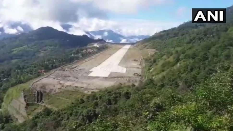 आज सिक्किम को पहले एयरपोर्ट की सौगात देंगे PM मोदी, 600 करोड़ रुपये है लागत