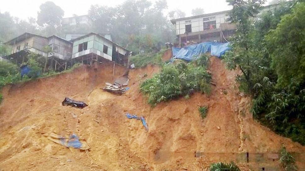 डोडाः भूस्खलन के चलते घर ढहा, एक ही परिवार के पांच लोगों की मौत