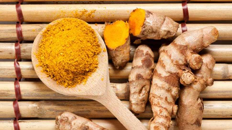 turmeric is Antibiotic