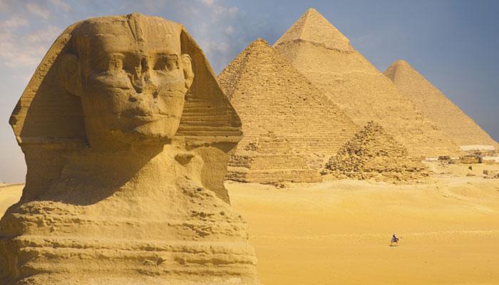मिस्र: पिरामिड के लिए मशहूर इस देश में फिर से हुई नयी खोज ,पुरातत्वविदों ने 'विशाल' प्राचीन इमारत  खोजा