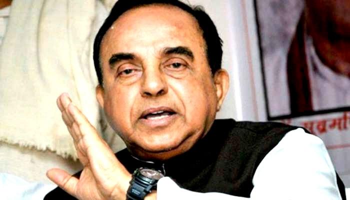 अयोध्या विवाद: सुब्रमण्यम स्वामी बोले, 'राम मंदिर का निर्माण दिवाली से पहले शुरू होने की उम्मीद'