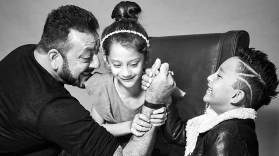ऐसा क्या हुआ कि संजय दत्त अपने बच्चोंं के बर्थडे पर नहीं होंंगे उनके साथ!