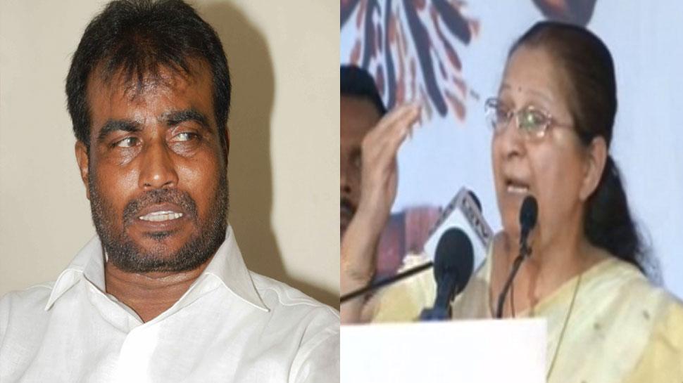 सुमित्रा महाजन के आरक्षण वाले बयान पर JDU नेता श्याम रजक बोले- 'आरक्षण कोई भीख नहीं'