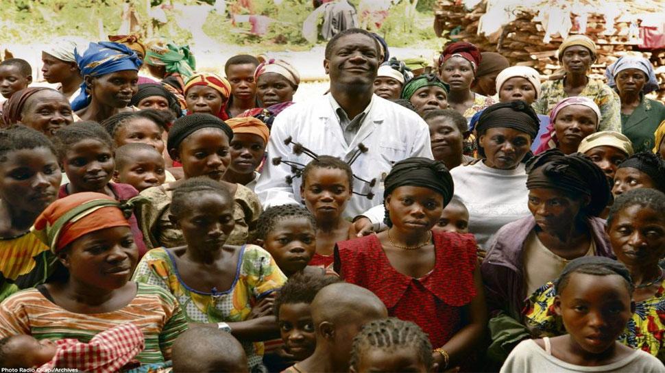 नोबेल शांति पुरस्कार विजेता: कांगो की महिलाओं के जख्मों को भरने वाला साहसी डॉक्टर