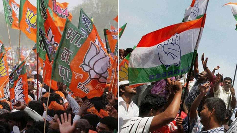 एक नजर में देखें मध्य प्रदेश विधानसभा 2003, 2008 और 2013 के चुनाव परिणाम