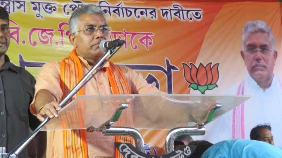 TMC पर हमला करते हुए BJP नेता ने लांघी शब्दों की मर्यादा, कहा- 'चमड़ी उधेड़ दूंगा'