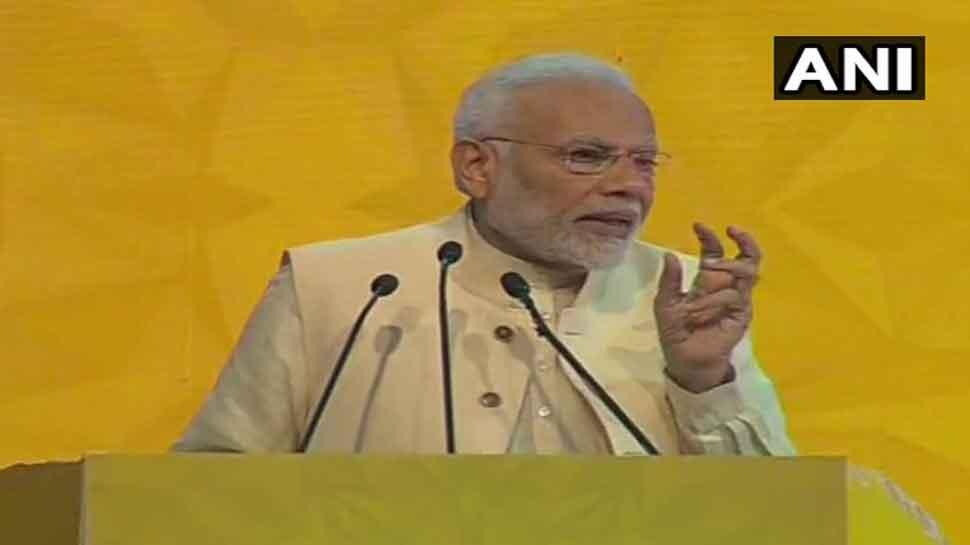 देश-विदेश के निवेशकों के लिए भारत में सर्वोत्तम माहौल बना हुआ है : पीएम मोदी