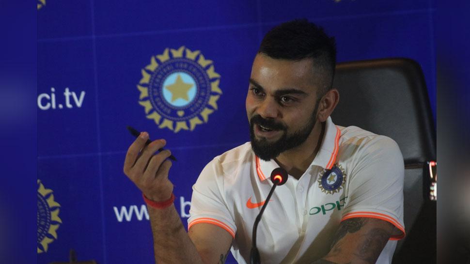 क्रिकेट मैच में पानी पीने का नया नियम: कोहली हुए परेशान तो पुजारा ने निकाला यह तोड़