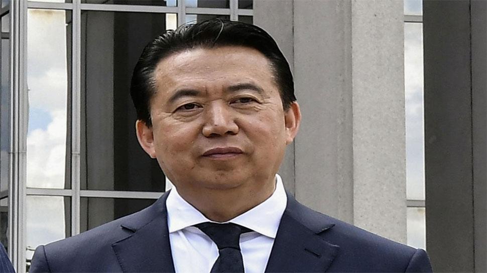 कानून का उल्लंघन करने के संदेह में इंटरपोल प्रमुख के खिलाफ जांच कर रहा चीन