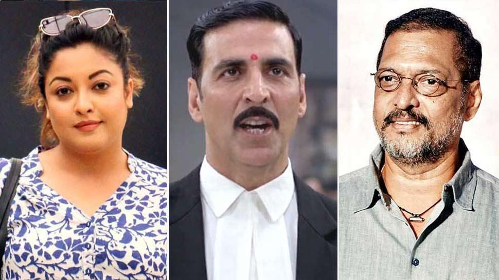 तनुश्री-नाना विवाद: अक्षय कुमार पहुंचे पुलिस स्टेशन, दर्ज कराई शिकायत