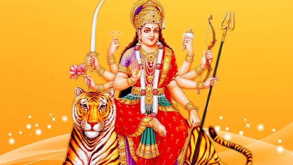 Goddess Durga Navratri 2018