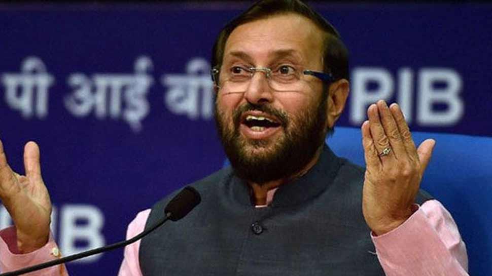 नफरत भरा अभियान चलाने के लिए अल्पेश ठाकोर को पार्टी से बाहर करें राहुल : जावड़ेकर