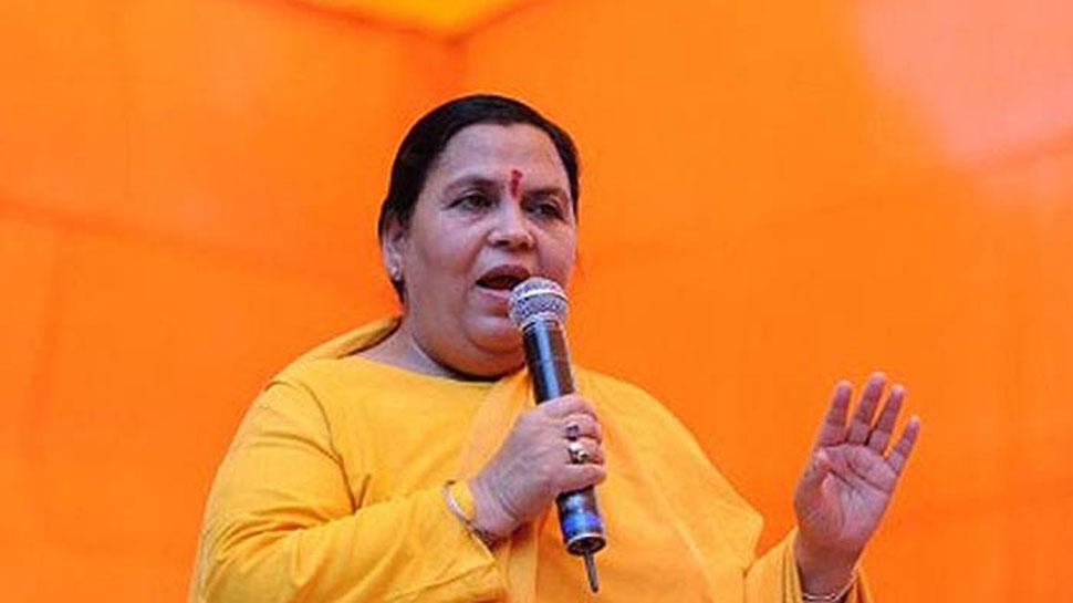 गंगा सफाई के बाद अन्य नदियां भी कहेंगी 'मी टू' : उमा भारती