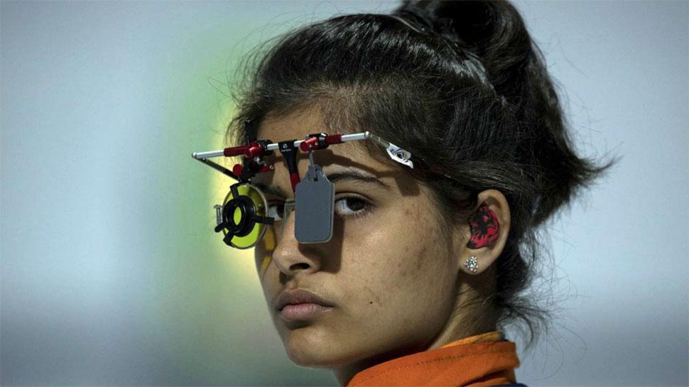 यूथ ओलंपिक 2018: शूटिंग में मनु भाकर और बैडमिंटन में लक्ष्य सेन ने जीता सिल्वर