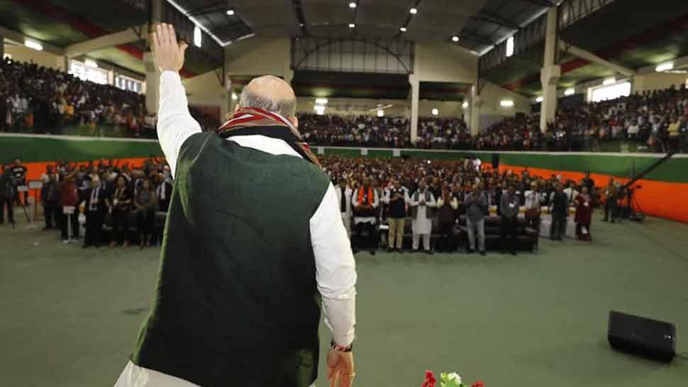 गोवा: अमित शाह के दांव से कांग्रेस के मंसूबे पर फिरा पानी, सहयोगियों संग आज करेंगे आगे की प्लानिंग