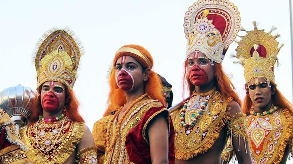 दशहरा 2018: 250 साल पुरानी है रामनगर की रामलीला, देश ही नहीं विदेश में भी है प्रसिद्ध