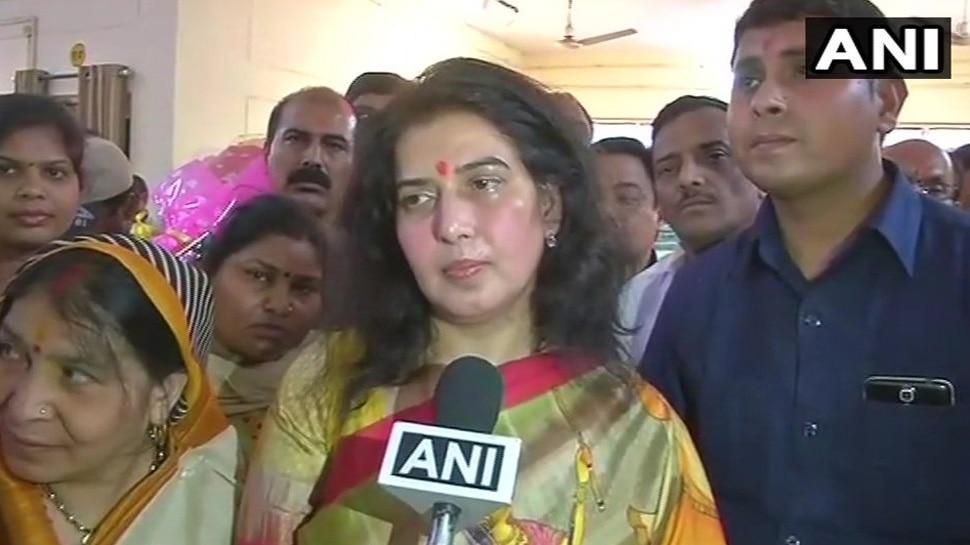 BJP सांसद ने किया राहुल गांधी पर हमला, कहा-'देश के खिलाफ काम करने वालों को करते हैं प्रोत्साहित'