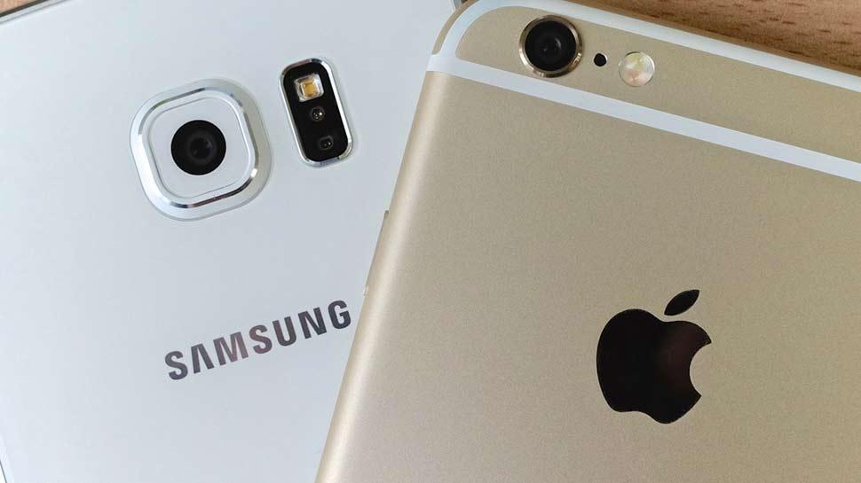 Samsung और एपल ने अपने ही ग्राहकों का फोन किया धीमा, 126 करोड़ का जुर्माना