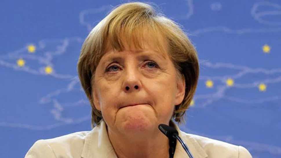 पिट्सबर्ग हमला पर बोलीं जर्मनी की चांसलर, 'ये यहूदी विरोधी घृणा अपराध है'