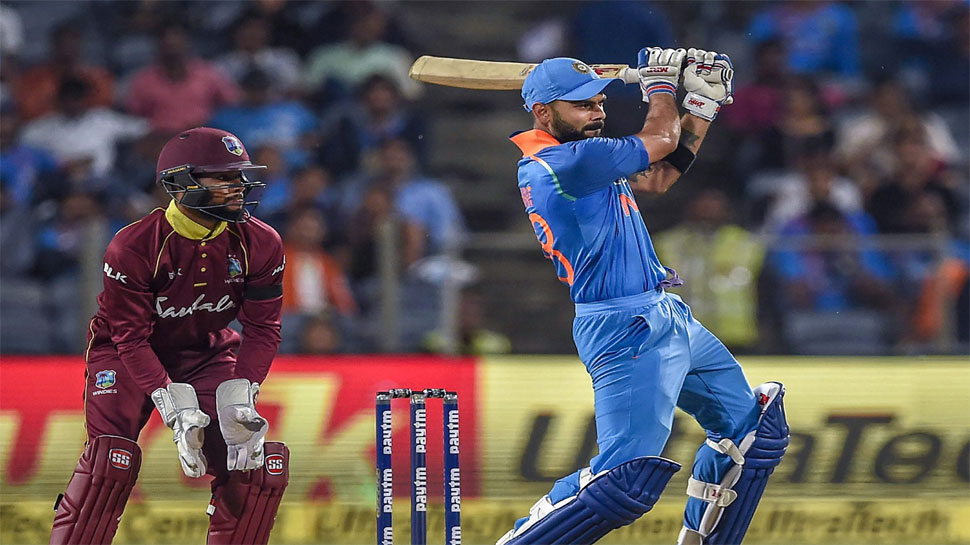INDvsWI: मजबूत वेस्टइंडीज को चुनौती देने उतरेगा भारत, जानिए कब-कहां-कैसे देखें मुंबई वन-डे