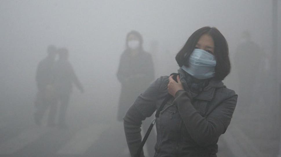 खराब होने लगी यूपी के शहरों की हवा, कानपुर की हवा देश भर में सबसे जहरीली