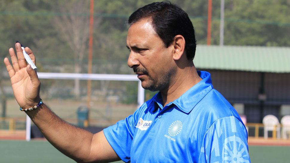 राष्ट्रीय शिविर खिलाड़ियों के लिए वर्ल्ड कप टीम में जगह बनाने का आखिरी मौका : हरेंद्र सिंह
