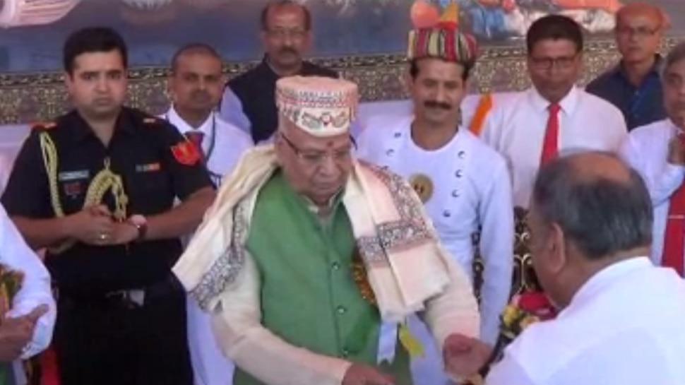 राज्यपाल लालजी टंडन बोले- सांस्कृतिक विरासत है बिहार की पहचान