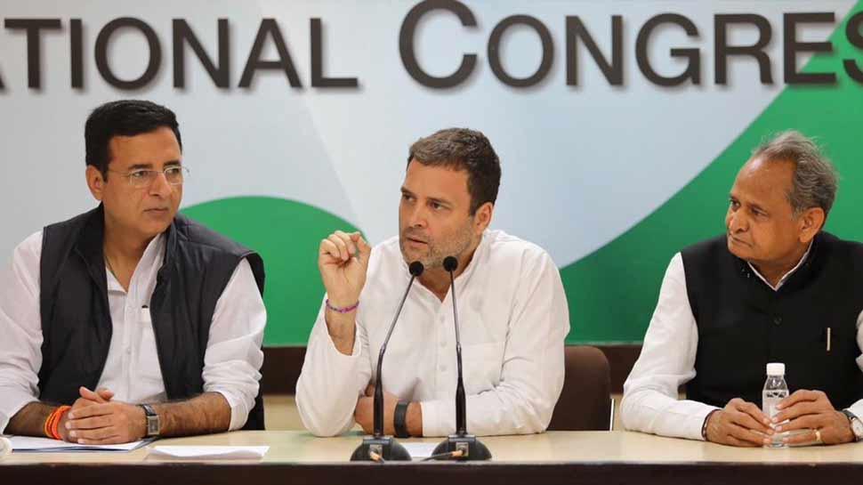 'राफेल डील पर दसॉल्ट के CEO झूठ बोल रहे हैं', राहुल गांधी का दावा