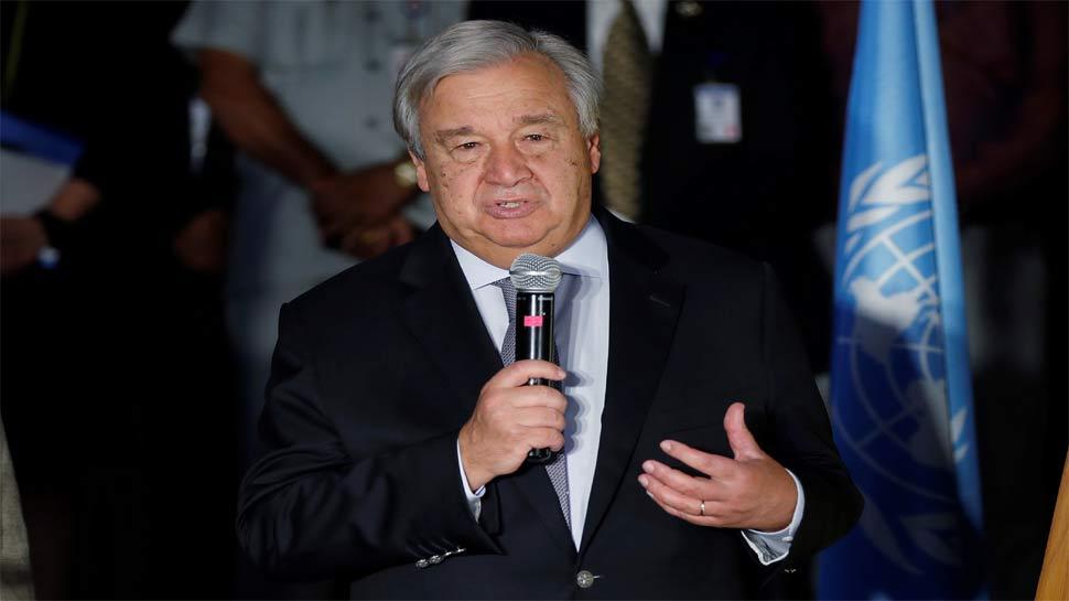 UN  महासचिव ने कहा, 'पत्रकारों की हत्या सामान्य घटनाक्रम नहीं बनना चाहिए'