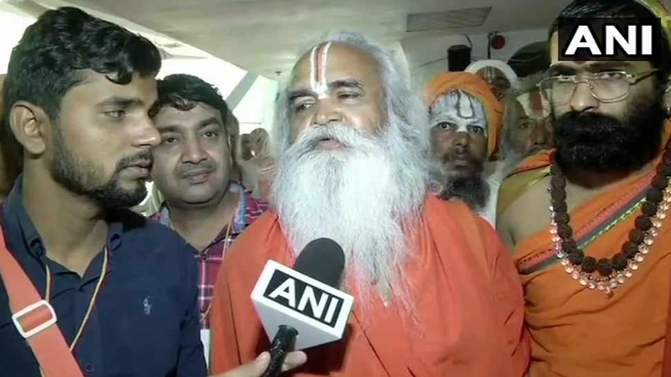 राम जन्मभूमि न्यास के अध्यक्ष वेदांती का दावा, 'दिसंबर से शुरू होगा राम मंदिर निर्माण'