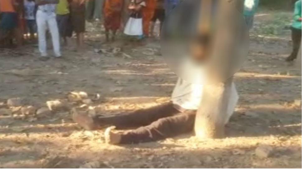 बोधगया: पेड़ से लटका मिला ऑस्ट्रेलियाई नागरिक का शव, पुलिस ने शुरू की छानबीन